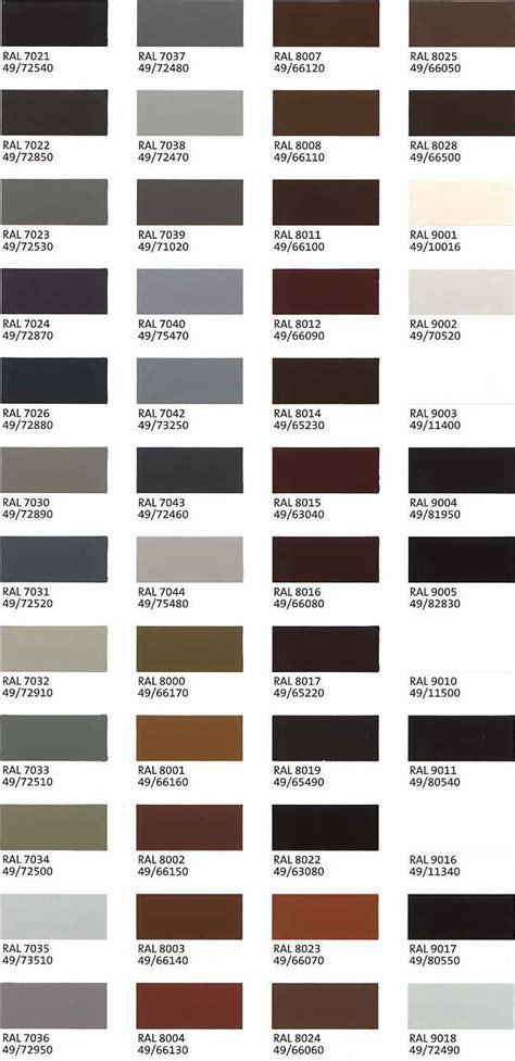 colour selection hudson