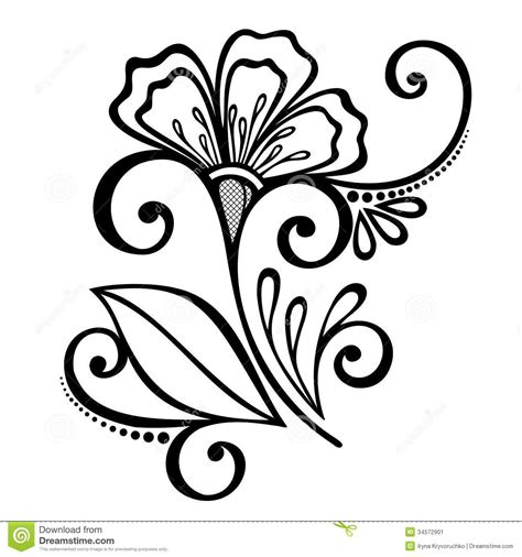 G Drawing Design by Cool Flower Designs Easy To Draw Flowers Healthy