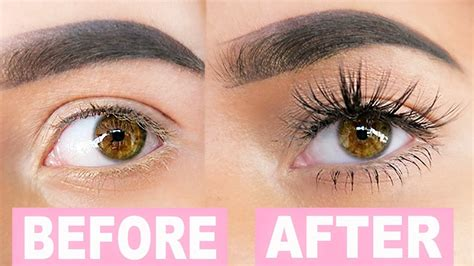 Eye Lash diy eyelash extensions