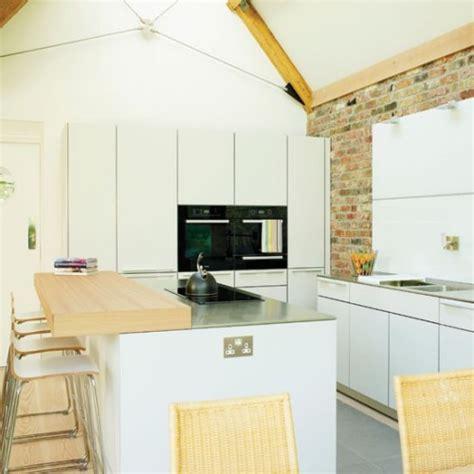 desain dapur bata ekspos desain dapur minimalis modern dengan batu bata ekspos