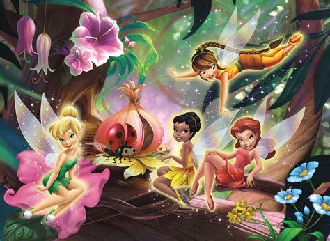 disney fairies wall mural disney fairies wallpaper murals homewallmurals shop