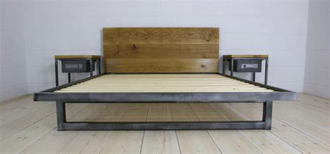 industrial beds industrial bedroom furniture steel vintage ltd the