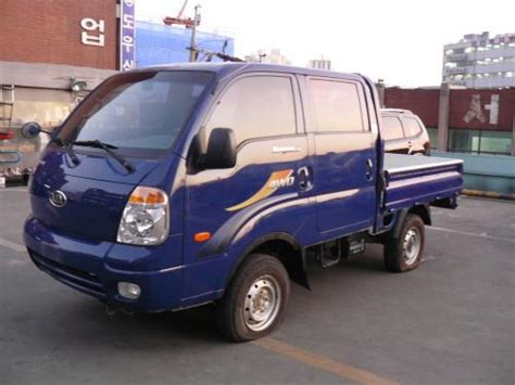 Kia Mini Trucks Kia Bongo Iii Truck Mini Truck Photo Detailed About Kia