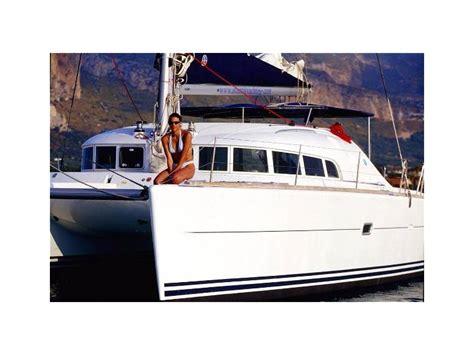 catamaran for sale italy lagoon 410 in italy catamarans sailboat used 10097 inautia