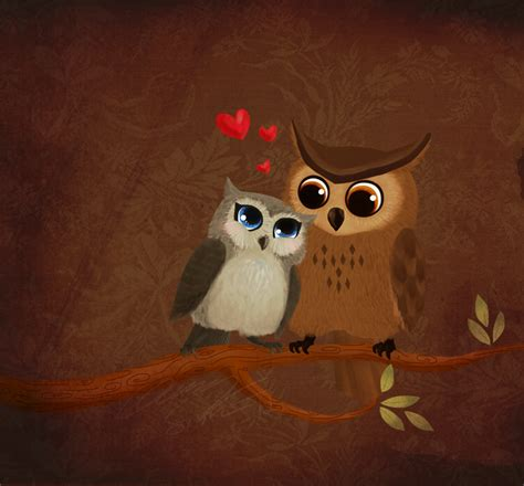 owl lovers owl always love you by spiritletitan on deviantart