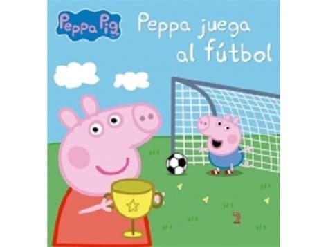peppa pig peppa juega al f 250 tbol zmart cl