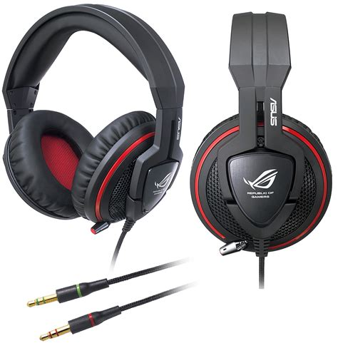 Headset Asus asus gaming headset epic threads