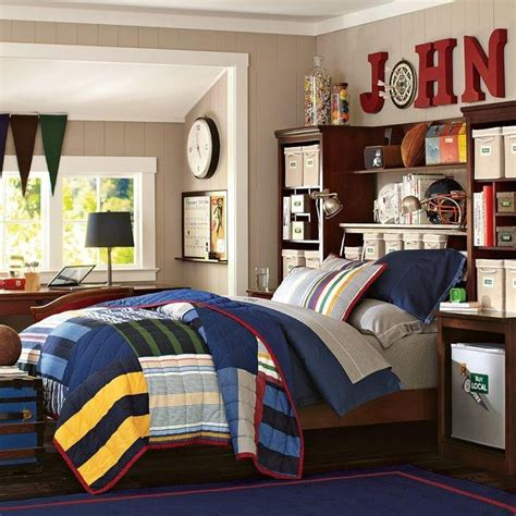 Pottery Barn Kids Big Boy Room Pinterest Pottery Barn Boys Rooms
