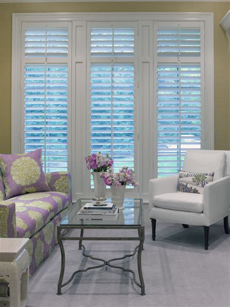 living room shutters shutters vs blinds dining room mediterranean with armoire california casual dining