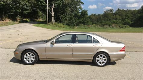 2003 Mercedes S430 by 2003 Mercedes S430 L110 Kissimmee 2018