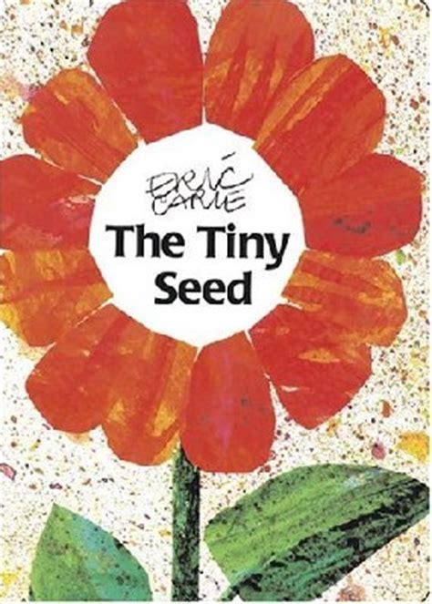 libro the tiny seed picture los que pintan los cuentos de beltr 193 n eric carle