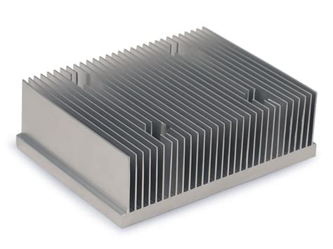 aluminum heat sink extruded extruded heat sink