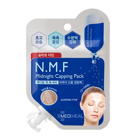 Mediheal Egt Midnight Capping Pack mediheal nmf midnight capping pack 1p mediheal sleeping