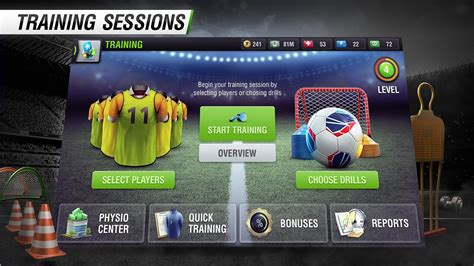 best soccer manager top eleven be a soccer manager android apps on play