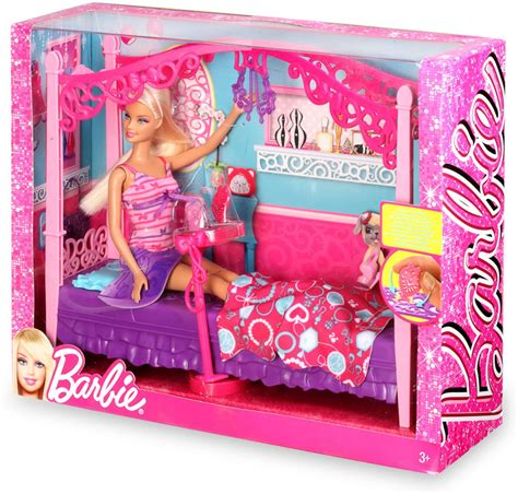 toys for the bedroom mattel barbie glam bedroom furniture and doll set x7941
