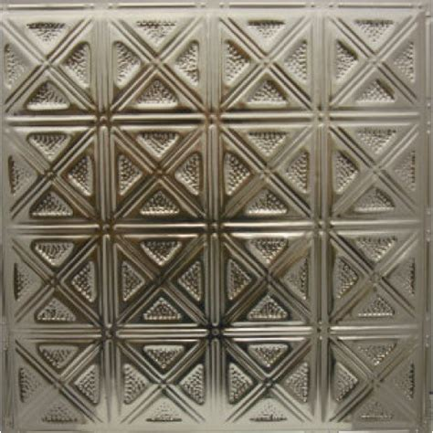 Metal Ceiling Tiles by 131 Tin Metal Ceiling Tile Sixteen Diamonds