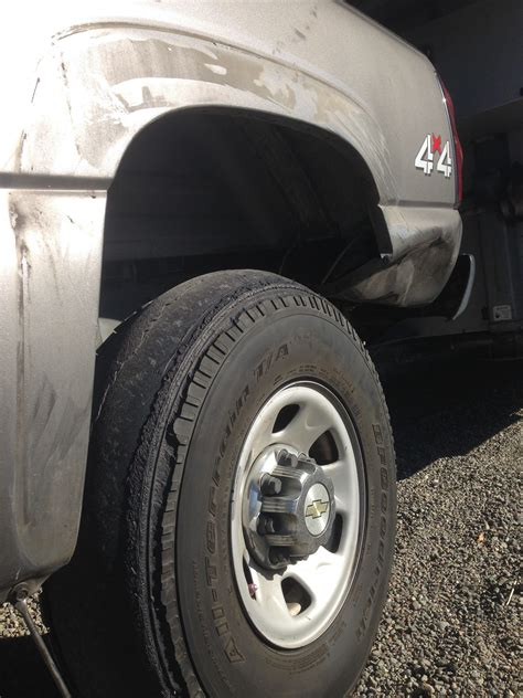 Tire Rack Bfgoodrich by Well Suited Design Bf Goodrich Truck Tires Rule The