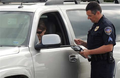 Officer During Traffic Stop by Traffic Stop Safety