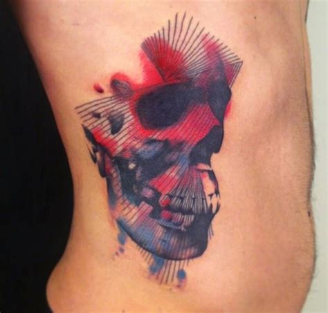 watercolor tattoos birmingham 77 best tattoos images on cool tattoos skulls