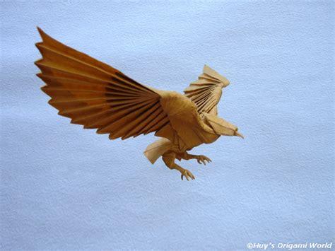 Origami Eagle - origami eagle 2018