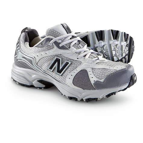 Sandal Wanita Garsel Shoes L 461 s new balance 174 461 trail shoes 204972 running shoes sneakers at sportsman s guide