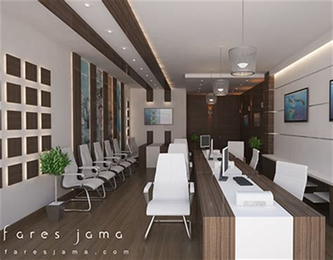 One Agency Interior Design Llc by Travel Agency Office On Behance