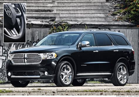 2010 jeep lineup a first look at chrysler s new lineup dodge durango 4