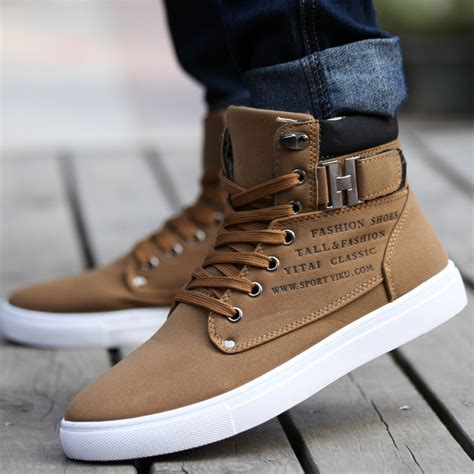 fashion sneakers mens 2016 autumn casual canvas shoes fashion