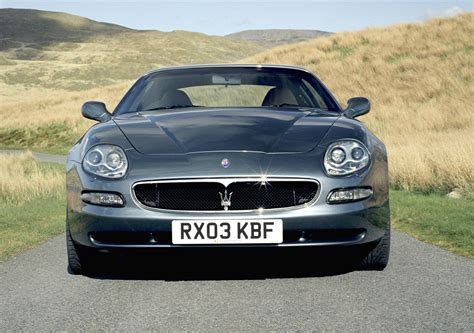 Maserati Coupe Reliability by Maserati Coup 233 Coupe Review 2001 2006 Parkers
