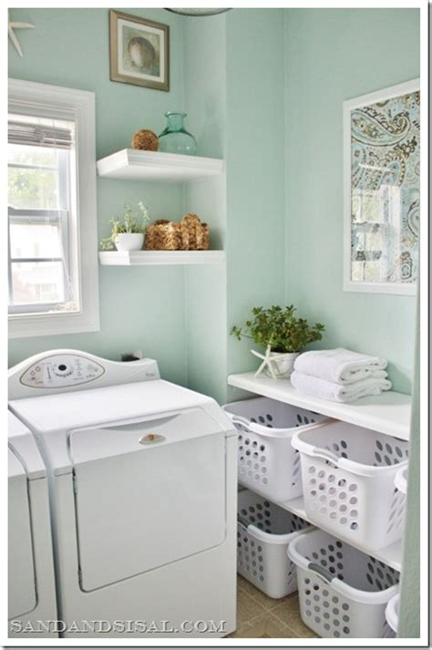 washing colors laundry room makeover sand and sisal