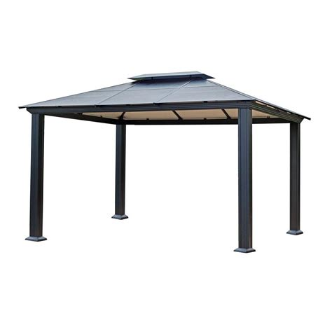 Patio Gazebo Home Depot by Patio Gazebos Patio Accessories Patio Furniture The