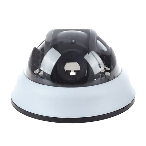 outdoor cctv outdoor cctv black white plastic shell dome
