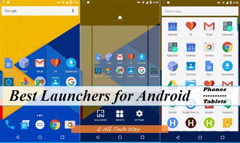 launchers for android top 15 best launcher for android for 2018 faster better launchers