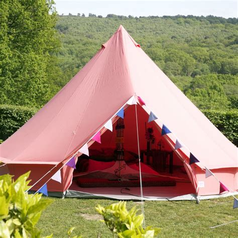 bell tent awning red bell tent boutique cing