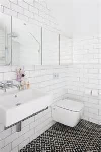 large marble subway tiled walls design ideas