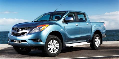 Mazda Bt 50 Prices Revealed For Australia