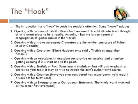 Hook For Essay by The Persuasive Essay Format And Style Ppt
