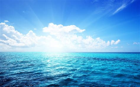 the sea sea backgrounds 4k