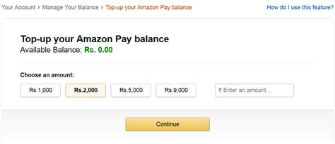 Gift Card Amazon Balance - amazon gift card balance top up upto rs 300 off