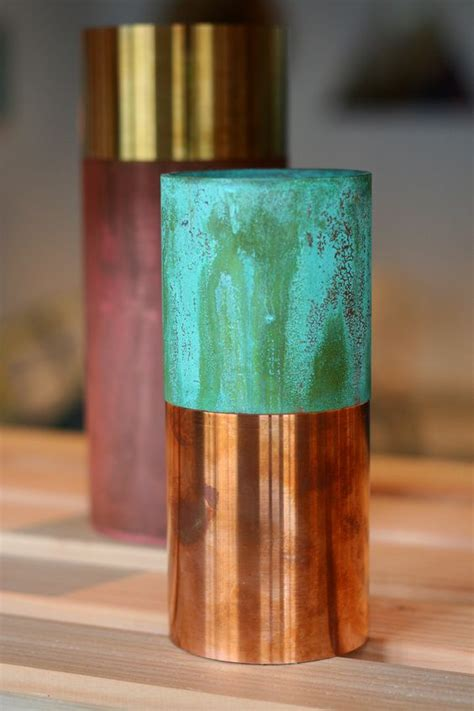 copper color combinations beautiful copper and metals on pinterest