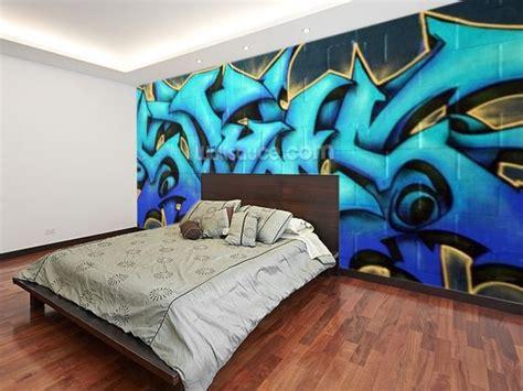 graffiti   boys bedroom wallpaper graffiti room