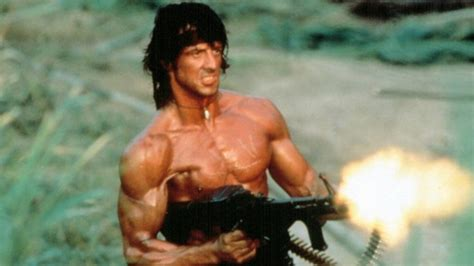 weird al yankovic rambo rambo v confirmed with stallone on board