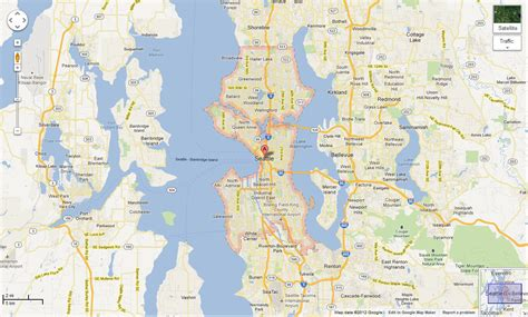 seattle map outline 22 creative seattle map afputra