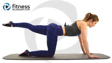 at home at home pilates and thigh workout no equipment