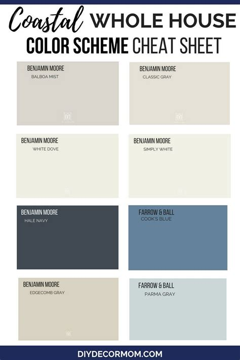 whole house color palette interior paint colors how to the best whole house