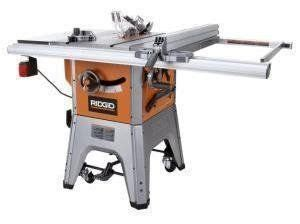 ridgid 13 10 in professional table saw factory reconditioned ridgid zrr4512 10 inch 13