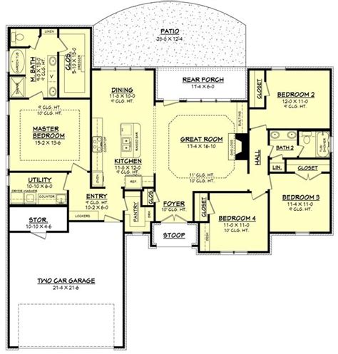 best retirement home floor plans 17 best ideas about bungalow floor plans on pinterest
