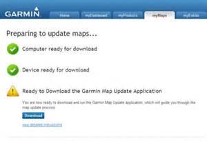 garmin map updates my