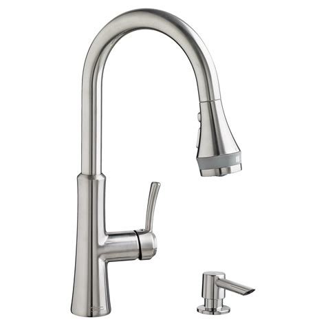 touch free kitchen faucets touch free kitchen faucet the selia touch free kitchen