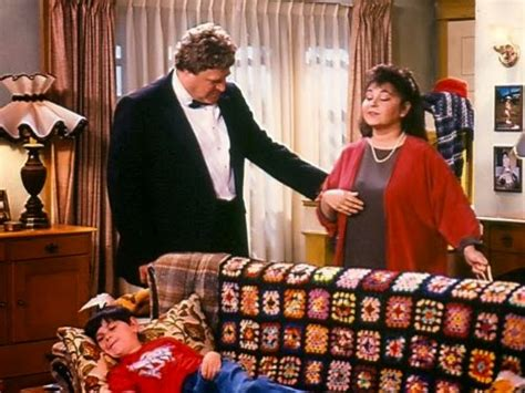 couch tv series i m making the roseanne afghan veggie mama